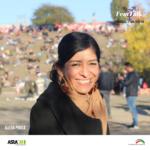 FemTalk presents … Aleida Pinelo