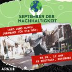 """SDN: Tanzdemo """"Für die Stadt von Unten und das Gute Leben für Alle"""""""