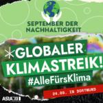 SDN: Globaler Klimastreik am 24.09.!